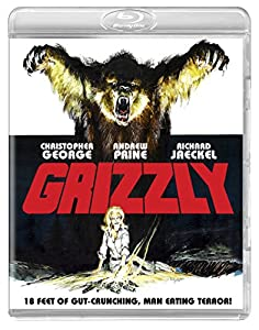 Grizzly (Limited Edition) [Blu-ray] by Scorpion Releasing