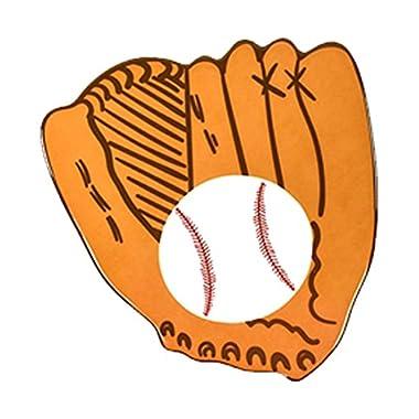Coton Colors Decorative Baseball Glove Attachment, Mini