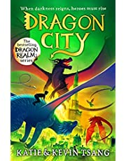 Dragon City: The brand-new edge-of-your-seat adventure in the bestselling series
