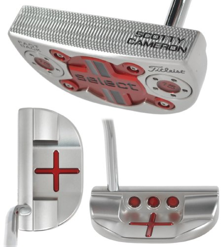 Titleist 2014 Scotty Cameron Select Fastback Putters Fastback Right 35.0