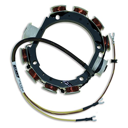 - CDI Electronics 173-1232 Johnson/Evinrude Stator-2 Cyl. 6 Amp, PP2 (1971-1977)