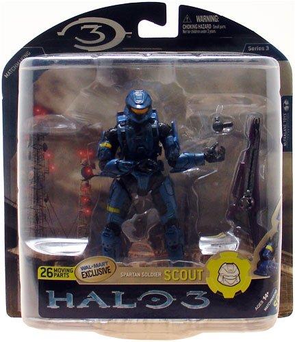 Amazon Com Halo 3 Mcfarlane Toys Series 3 Exclusive Action Figure