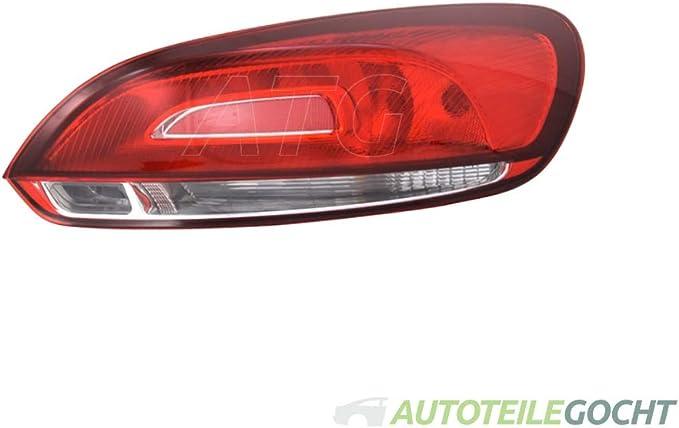 Valeo 043663 Heckleuchte Auto