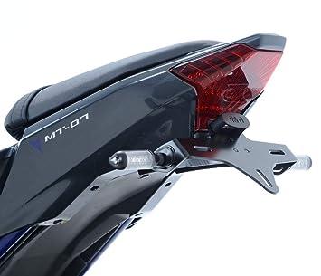 order online 100% high quality hot sale online Amazon.fr : Support de plaque Yamaha 700 MT-07 Noir - RG RACING