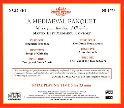 Mediaeval Banquet by Nimbus Records