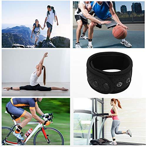 MoKo Sweatproof Ankle Strap Fit Fitbit Inspire/Inspire - Import It All
