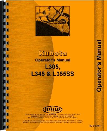 51HUlxKDI4L kubota kubota l345dt dsl 4wd operators manual kubota manuals kubota l3400 wiring diagram at readyjetset.co