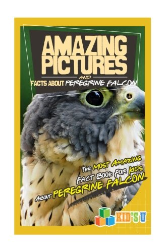 Amazing Pictures and Facts About Peregrine Falcons: The Most Amazing Fact Book for Kids About Peregrine Falcons (Kid's U)