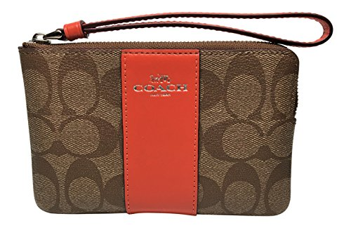 Coach Signature PVC Leather...