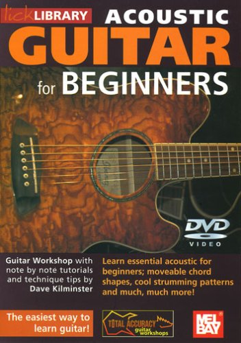 Acoustic Guitar for Beginners by Music. Video Prod.