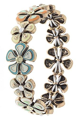 baubles-co-colorful-crystal-accent-floral-stretch-bracelet