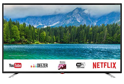 SHARP LC-40FI5342E 102 cm (40 inch) televisie (Full HD Smart LED TV, Harman/Kardon Soundsysteem, 3 HDMI-aansluitingen…