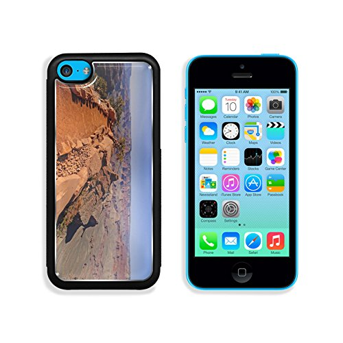 MSD Premium Apple iPhone 5C Aluminum Backplate Bumper Snap Case South Kaibab Trail heading into the Grand Canyon Image ID 24937059