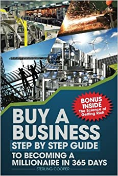 Buy a Business, Step by Step Guide to Becoming a Millionaire in 365 days: Anyone can Buy a business