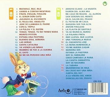 Canciones Infantiles De Corro Various Novoson Sl Amazonde Musik