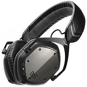 V-MODA Crossfade Wireless Over-Ear Headphone, Gunmetal Black