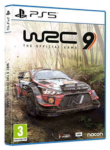 WRC 9. World Rally Championship 9: The Official Game – Versión Española (PS5)