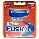 Gillette Fusion Manual Razor Blades -...