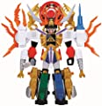 Power Rangers Deluxe Megazord Samurai Gigazord from Power Rangers