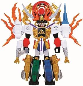 Power Rangers Deluxe Megazord Samurai Gigazord from Power Rangers