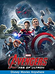 Marvel\'s The Avengers: Age Of Ultron (Plus Bonus Features)