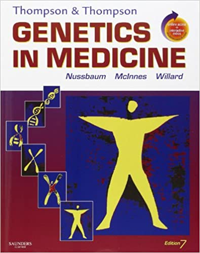 Thompson And Thompson Genetics In Medicine 7th Edition Pdf