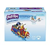 Pull ups Cool and Learn Training Pants 3t-4t Boy Giga Pack