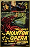 The Phantom of the Opera POSTER Movie (11 x 17 Inches - 28cm x 44cm) (1925) (Style B)