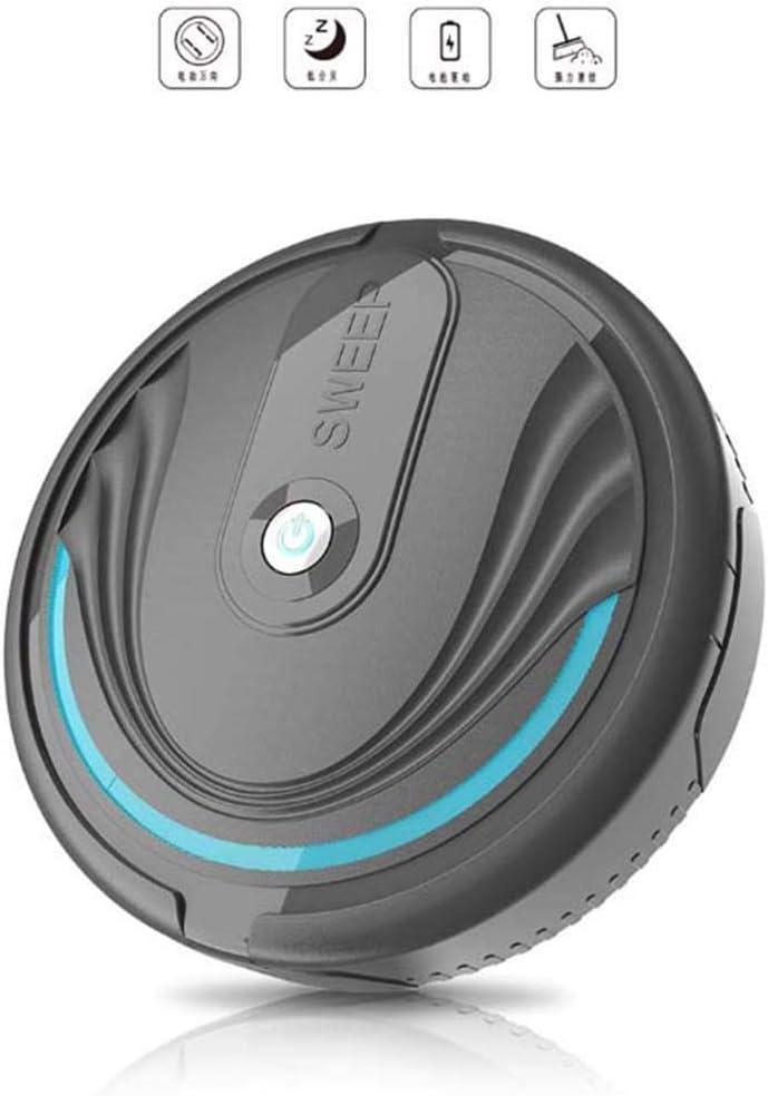Sikena Robot de Barrido Inteligente del hogar Limpiador automático Mini Aspirador Inteligente Aspiradoras: Amazon.es: Hogar