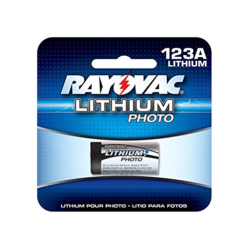 2/3A 3V Photo Lithium Battery CR17335 5018LC ()