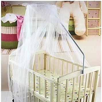 Rainbowkids Baby Nursery Mosquito Net Baby Toddler Bed Crib Canopy Netting Dome Hanging Mosquito Soft u0026  sc 1 st  Amazon.com & Amazon.com : Rainbowkids Baby Nursery Mosquito Net Baby Toddler ...