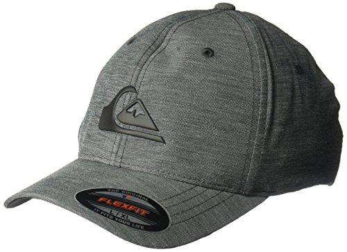 Quiksilver Men's Transit Stretch Hat, Black, L/XL