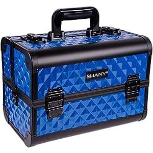 Amazon.com: Valija para maquillaje Shany Cosmetics, Premium ...