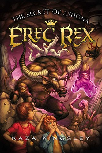 The Secret of Ashona (Erec Rex Book 5)