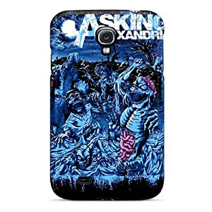 New Style Burrisoutdoor98 Hard Cases Covers For Galaxy S4- Asking Alexandria Black Friday