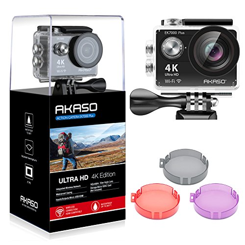 Waterproof Camera With Remote Control - 1
