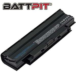 Battpit Recambio de Bateria para Ordenador Portátil Dell Inspiron M501R (4400mah / 48wh)
