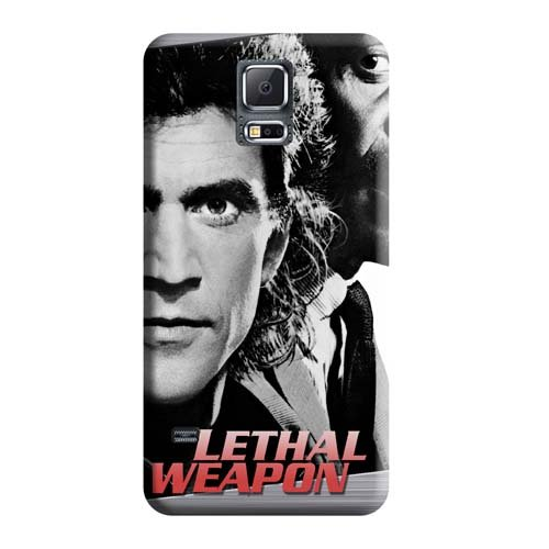 Lethal Weapon 4 Phone Carrying Cover Skin Designed Skin CasesCovers For Phone Impact Samsung Galaxy Note 4