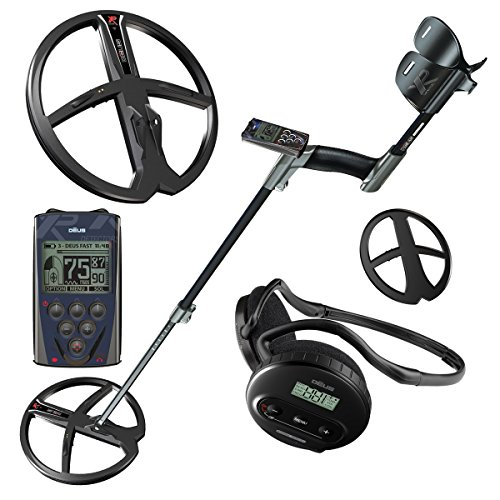 XP DEUS Wireless Metal Detector