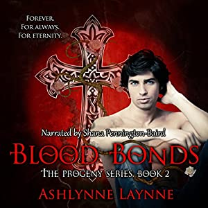 Blood Bonds Audiobook