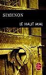Le haut mal par Simenon
