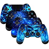 4 Packs PS4 Controller Skin, Vinyl Decal Sticker Review and Comparison
