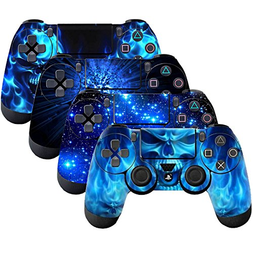 4 Pack Of Ps4 Skin Ps4 Controller Skin Ps4 Playstation 4