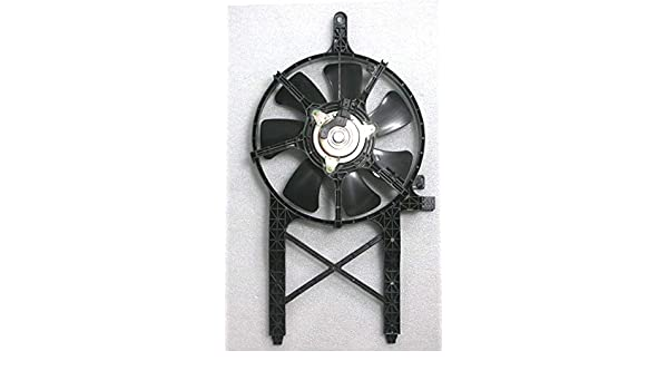 A//C Condenser Fan Assembly OMNIPARTS 16021312