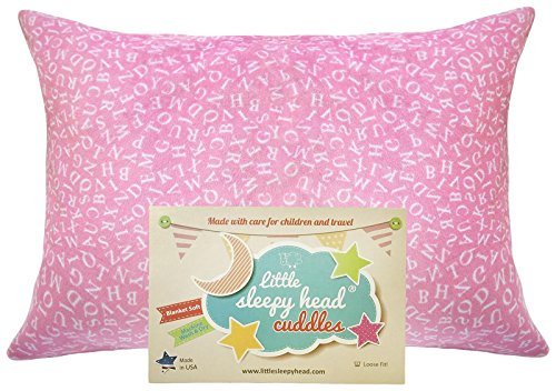 Little Sleepy Head Toddler Pillowcase