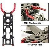 iMusk MAVIC Gimbal Guard 3K Carbon Fiber Protective Board Gimbal Protector for DJI MAVIC PRO Drone Accessories