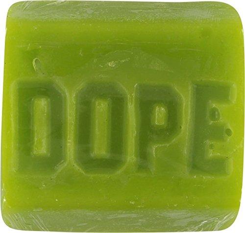 - Dope Skate Wax Bar Og Green Lime Skateboard Wax