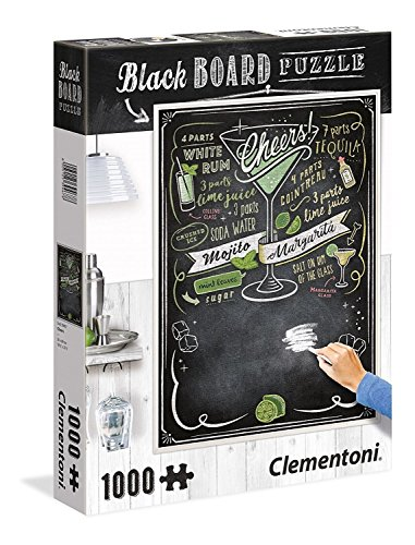 Clementoni Black Board Puzzle Cheers 39467