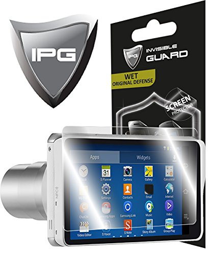 Samsung Galaxy Camera 2 Screen Protector with Lifetime Repla