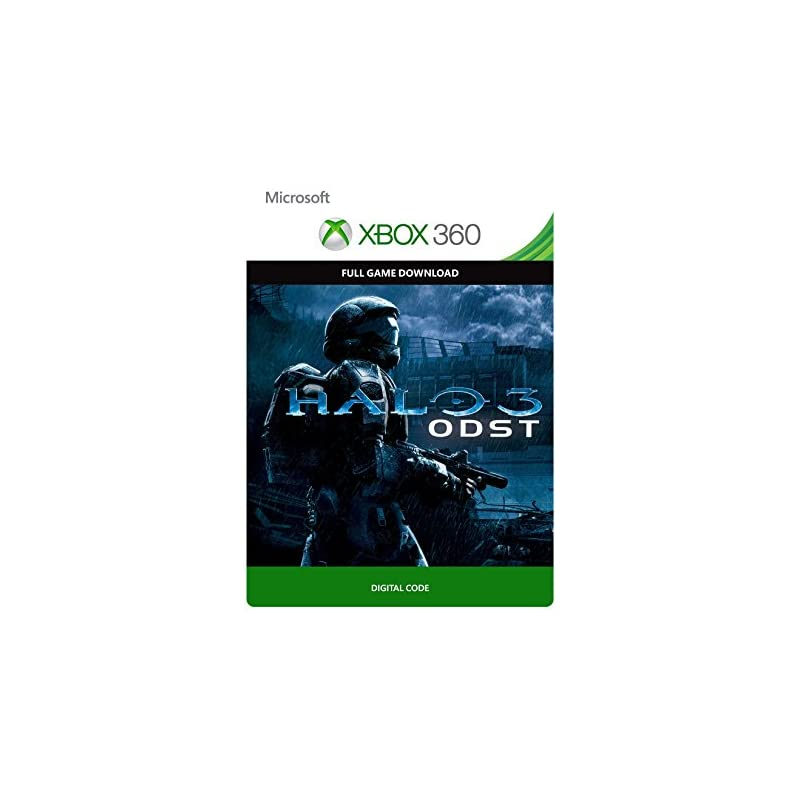 Halo 3 ODST: Campaign Edition - Xbox 360